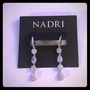 Nadri Linear Earrings